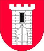 Městský znak (Krásná Hora nad Vltavou, Česko)