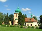 Kostel Všech svatých (Knovíz, Česko)