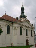Kostel sv. Jana Nepomuckého (Mladá Boleslav, Česko)