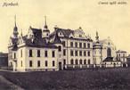 Gymnázium Bohumila Hrabala (Nymburk, Česko)