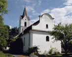 Kostel Českobratrské církve evangelické (Nebužely, Česko)