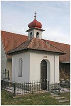 Kaple sv. Jana Nepomuckého (Dubějovice, Česko)