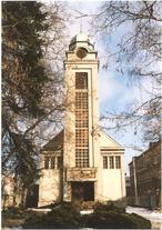 Kostel Nejsvětějšího Srdce Ježíšova (Kročehlavy, Kladno, Česko)
