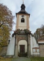 Kostel Nanebevzetí Panny Marie (Pičín, Česko)