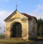 Kaple sv. Jana Nepomuckého (Kolešovice, Česko)