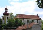 Kostel sv. Vojtěcha (Slatina, Kladno, Česko)