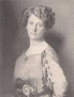Nádherná z Borutína, Sidonie, 1885-1950