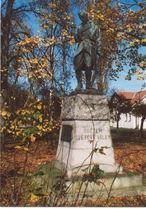 Památník obětem světové války (Unhošť, Česko)