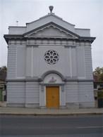 Kostel Českobratrské církve evangelické (Kladno, Česko)