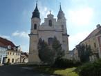 Kostel sv. Jana Nepomuckého (Rožmitál pod Třemšínem, Česko)