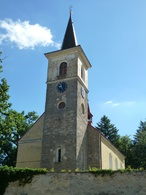 Kostel sv. Martina (Vrchotovy Janovice, Česko)