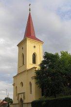 Kostel Českobratrské církve evangelické (Mělnické Vtelno, Česko)