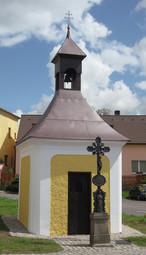 Kaple Panny Marie (Komárov, Česko)
