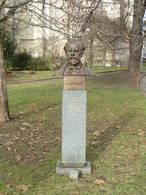 Busta Antonína Dvořáka (Rakovník, Česko)