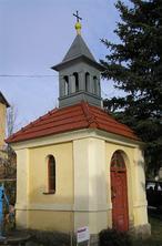 Kaple sv. Jana Nepomuckého (Čeradice, Klobuky, Česko)