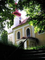 Kostel sv. Bartoloměje (Hostouň, Česko)