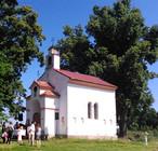 Kaple Jména Panny Marie (Zdiměřice, Česko)