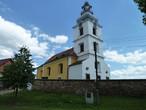 Kostel sv. Bartoloměje (Velká Chmelištná, Česko)