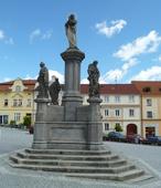 Mariánský sloup (Votice, Česko)