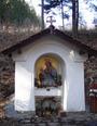 Studánka s kaplí P. Marie  (2008, ew)