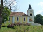 Kostel Nanebevzetí Panny Marie (Šanov, Rakovník, Česko)