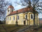 Kostel sv. Ondřeje (Lochovice, Česko)