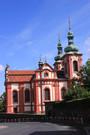 Kostel Nanebevzetí Panny Marie - námět k symfonii Zlonické zvony