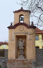 Kaple sv. Jana Nepomuckého (Litovice, Hostivice, Česko)