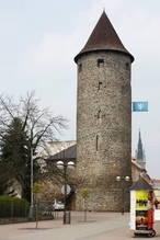 Otakarova věž (Čáslav, Kutná Hora, Česko)
