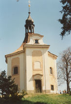 Kaple Sv. Kříže (Malé Číčovice, Česko)