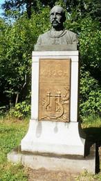 Pomník Františka Kmocha (Kolín, Česko)