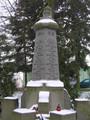 Pomník padlým v 1. sv. válce (2015, rb)