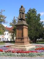 Pomník Jana Žižky z Trocnova (Čáslav, Kutná Hora)