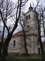 Kostel Nanebevzetí Panny Marie (Bezdědice, Beroun, Česko)