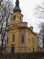Kostel Narození sv. Jana Křtitele (Osov, Česko)