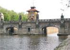 Plavební komory (Hořín, Česko)
