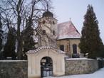 Kostel sv. Klimenta (Levý Hradec, Česko)