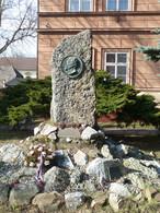 Památník Miroslava Tyrše (Komárov, Česko)
