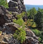 Přírodní památka Černolické skály (Česko)
