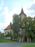 Kostel sv. Kateřiny (Mšec, Česko)