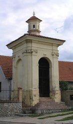 Kaple Panny Marie (Liblice, Mělník, Česko)
