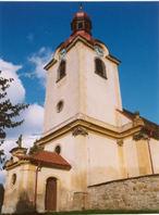 Kostel Nanebevzetí Panny Marie (Družec, Česko)