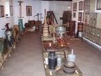 Malé máslovické muzeum másla