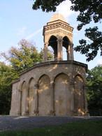 Kaple Božího hrobu (Kvíček, Slaný, Česko)