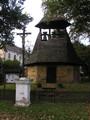 Zvonice s křížkem (2014, rb)