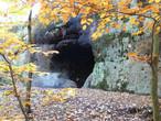 Mordloch, jeskyně (Česko)