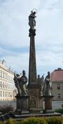 Mariánský sloup (Sadská, Česko)