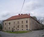 Tvrz (Hvožďany, Česko)