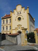 Synagoga (Slaný, Česko)