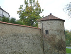 Městské hradby (Březnice, Česko)